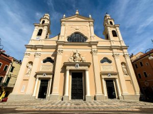 Basilica di San Nicoló a Pietra Ligure